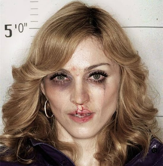 VIP Fight Club Madonna