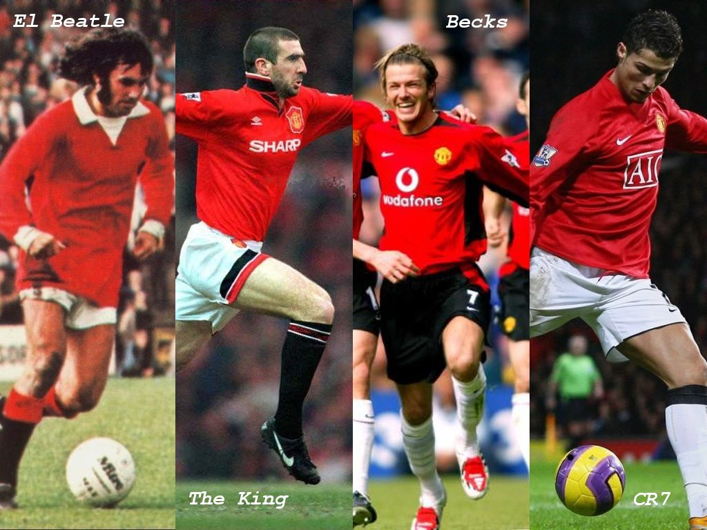 My Inspiration MANCHESTER UNITED