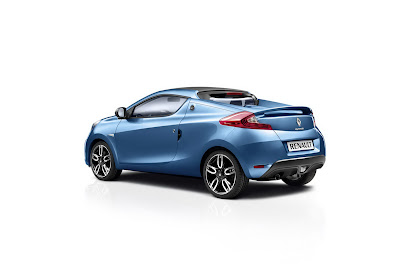 Transtecha Renault Wing Coupe Convertible Revealed
