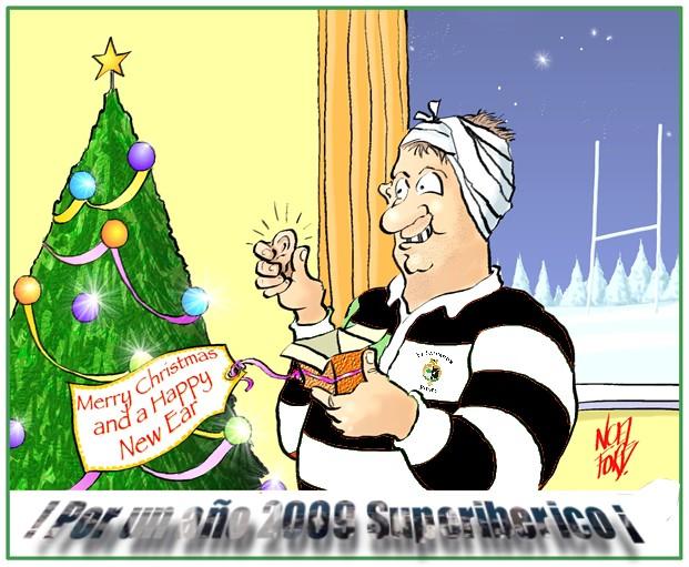 Heineken Feliz Navidad.Feliz Navidad Foro Rugby El Salvador
