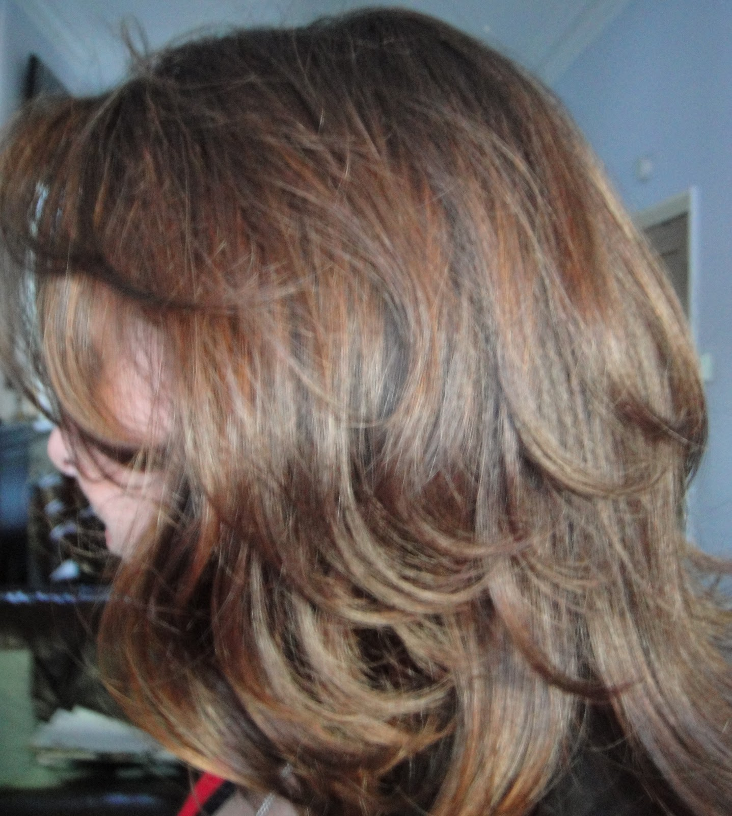 Natural Looking Highlights For Black Hair