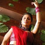 Tamil Actress Rambha In Saree
