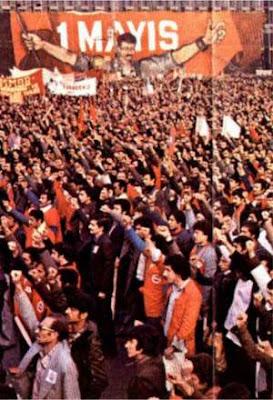 Meydanlar Taksim 1 mayıs