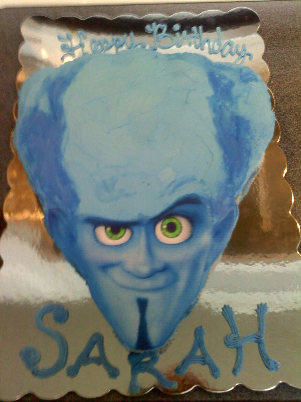 Jack O Lantern Cupcake Cake