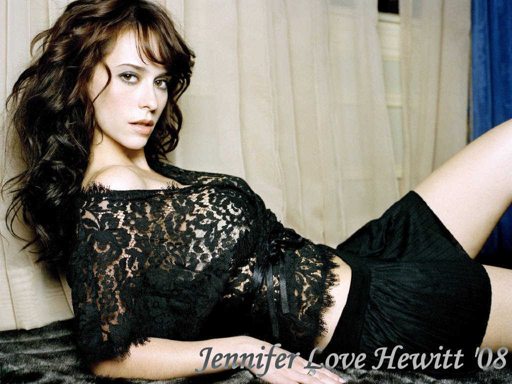 Hollywood Movies  Stars Jennifer Love Hewitt Wallpaper Ii-7700