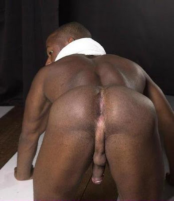 nude kenyan men