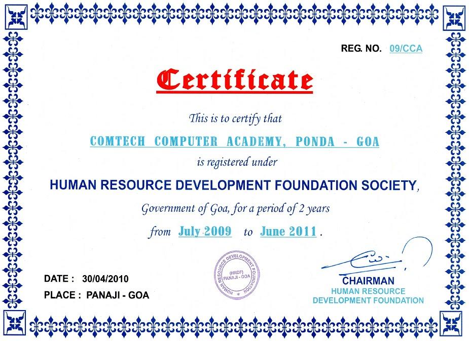 how to get computer certificate online