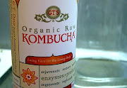 #2 Drink is KOMBUCHA - Refreshing Assistant Food Therapy