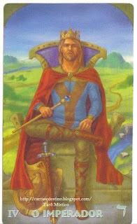 Resultado de imagem para tarot mistico imperador