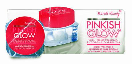 Royale Beauty Pinkish GlowRoyale Pinkish Glow Cream