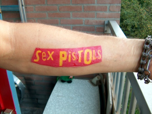Sex tattoo meaning