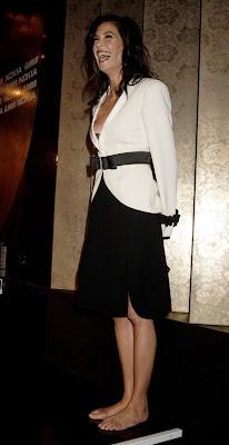 Hollywood Star Feet Teri Hatcher Feet