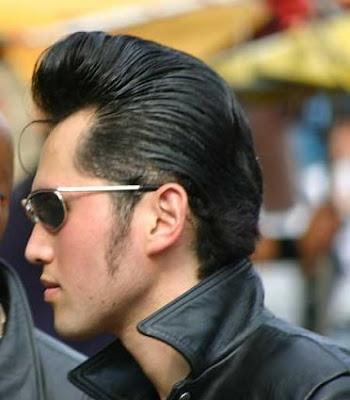 pompadour hairstyle 6 Thời Trang Tóc Nam Mùa Đông Năm 2011