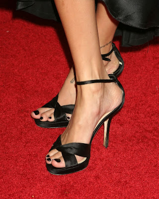 Hollywood Star Feet Nicole Richie Feet