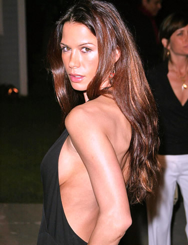 Celebrity Plastic Surgery Rhona Mitra Breast Implants