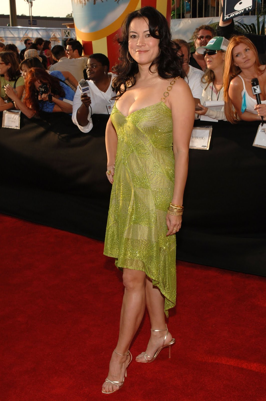 Can Feet jennifer tilly topless