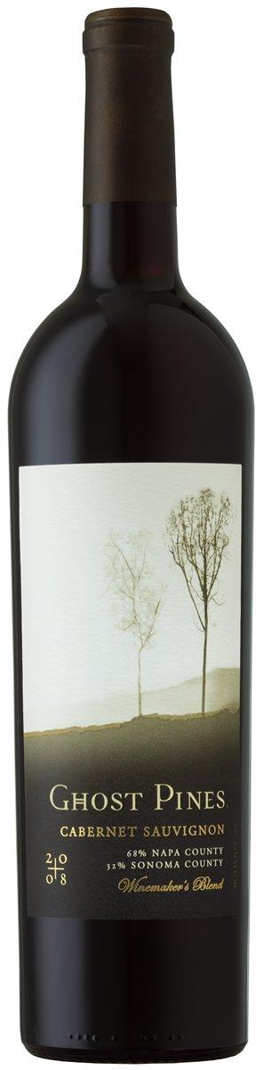 Sassy Wine Belly: Ghost Pines Cabernet Sauvignon 2008 ...