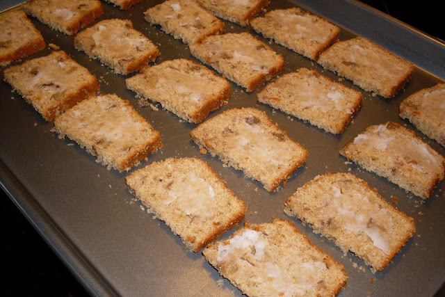 Homemade Melba Toast Crackers