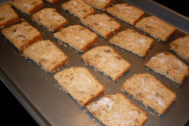 Homemade Melba Toast Crackers