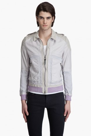 7a08bc23f The Style Baron: Obsession of the Day - Robert Geller Summer Bomber ...