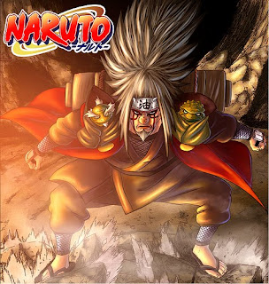 Live Your Life: Characters From Naruto