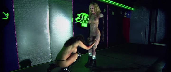 Zombie Strippers Sex Scene 34