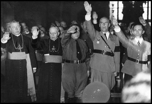 La Iglesia Católica y el Nazismo