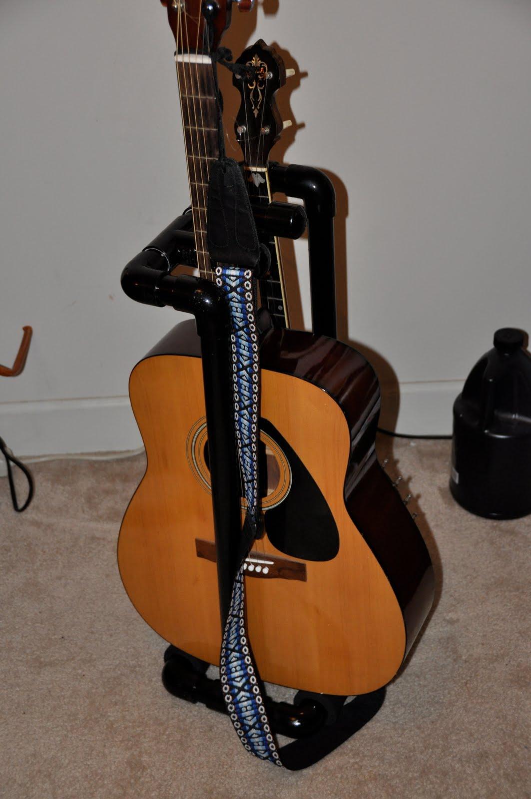 project 365 building a guitar stand. Black Bedroom Furniture Sets. Home Design Ideas