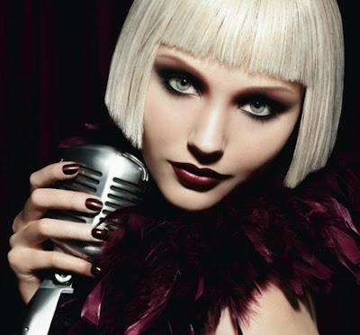 Propaganda Maquiagem Clarins Outono '08