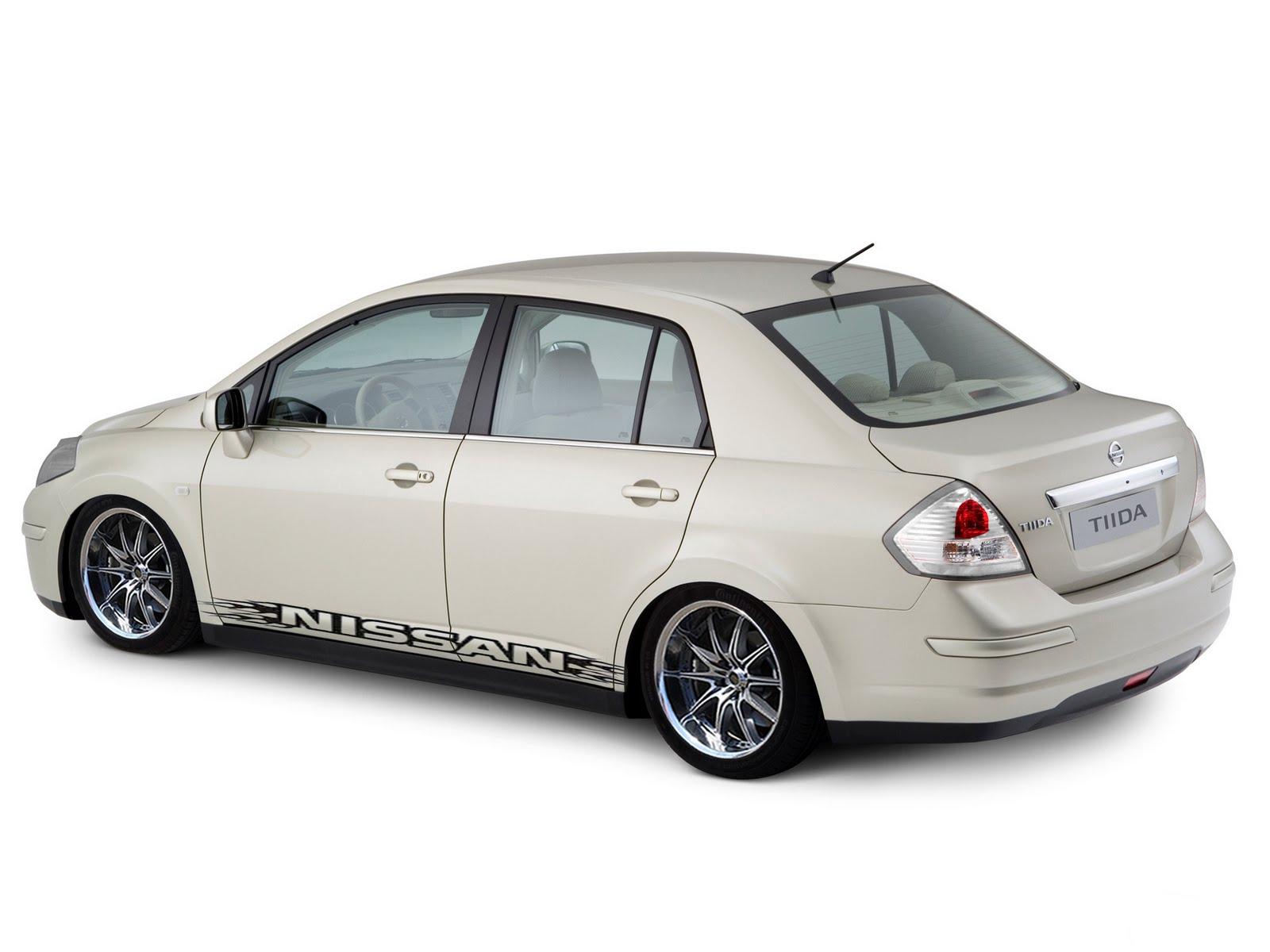 Nissan Nv Review >> wallpaper: Wallpaper Tiida
