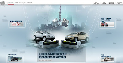 Car Website Designs