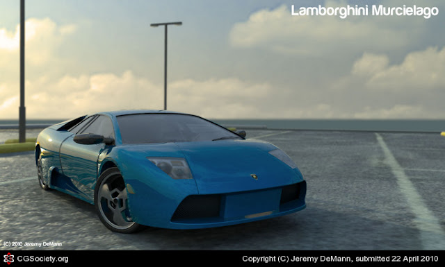 Lamborghini Murcielag