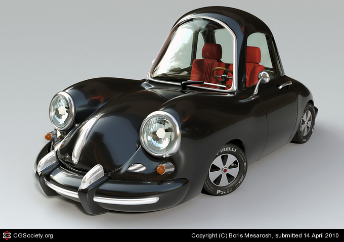 Little Porsche