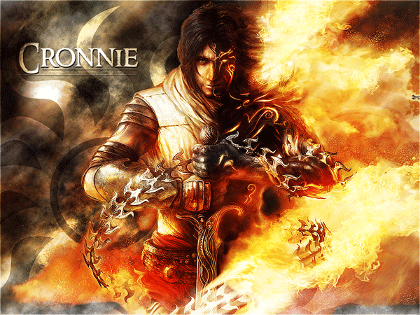 Prince of Persia On Fire