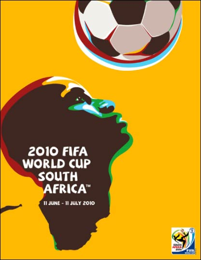 2010 world cup poster designs
