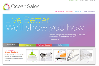 Fascinating E-Commerce Websites for your Inspiration