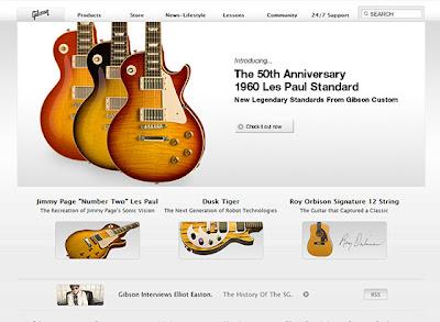 Apple Inspired Website Designs