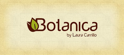 Logo Design process for Botanica