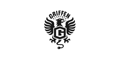 Griffen logo design