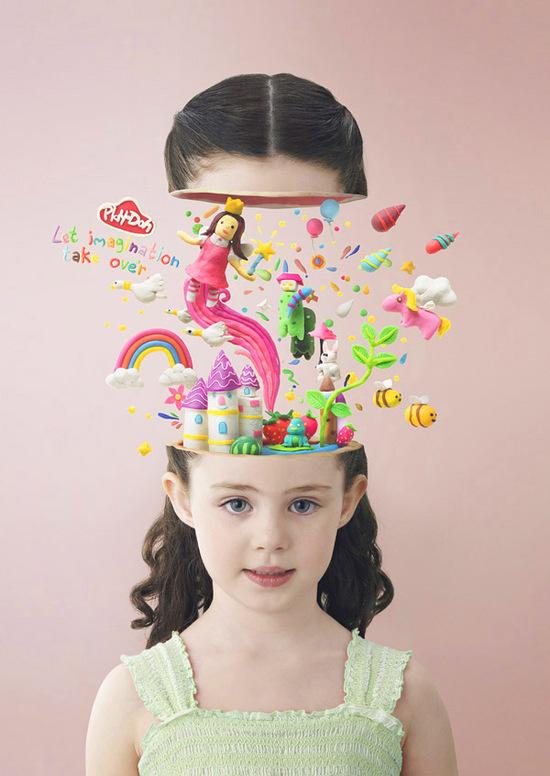 Let Imagination Take Over