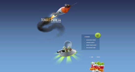 Tomáš Pojeta web design