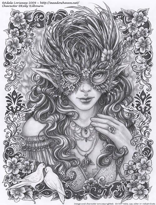 Masquerade: Wild Rose