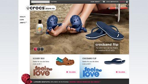 Crocs Store Romania