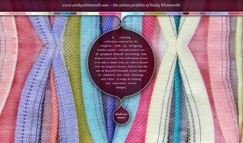 The online portfolio of Emily Whitesmith