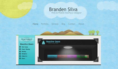 Web & Mobile Interface Designer