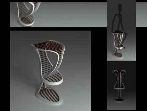20 Creative Chair Concept Designs | Design Inspiration ...