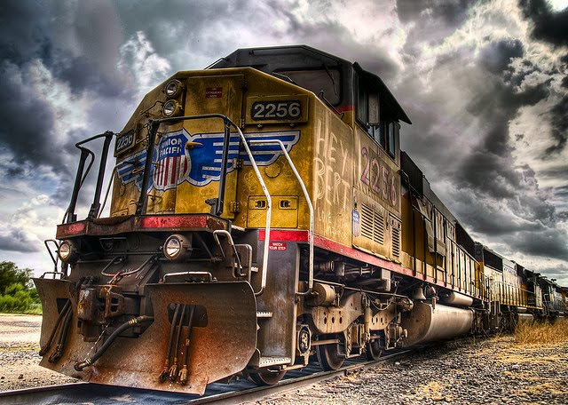 union pacific engine 2256(hey bert)