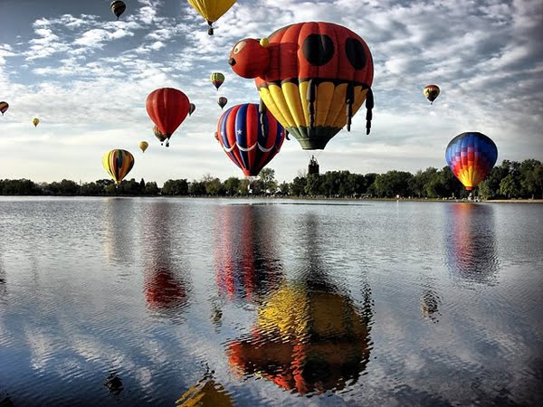 2008 Colorado Balloon Classic VII by Jules