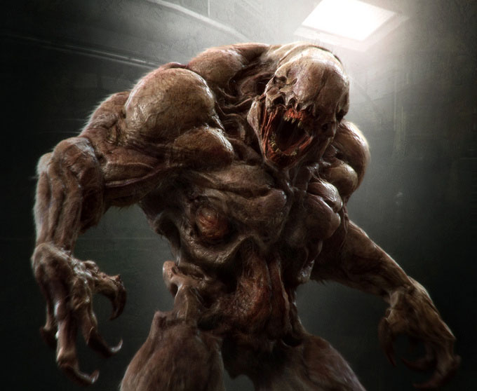 26 Awesome CG Monster Character Designs Design