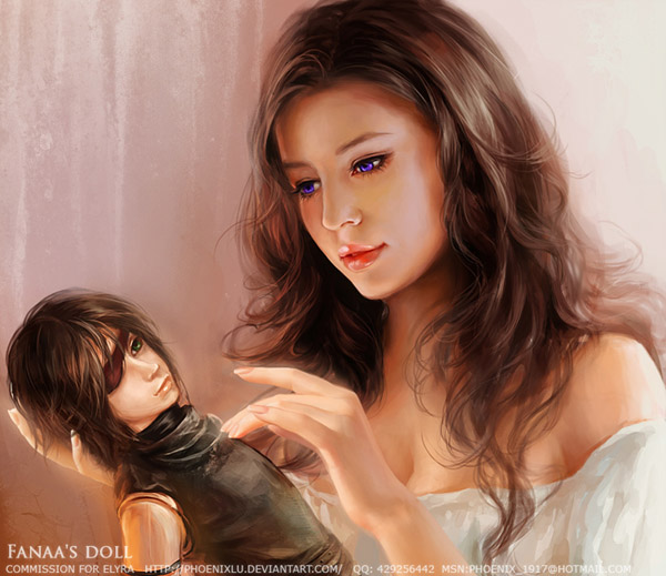Fanaas doll